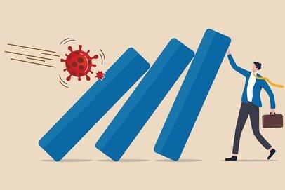 不良債権の激増で、銀行は「ゼロ成長、ゼロ金利、コロナ不況」の三重苦に