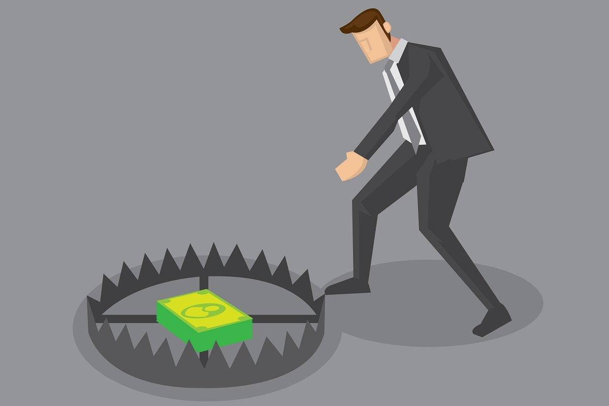 金融詐欺の被害にあいやすいのは「自信過剰な人」